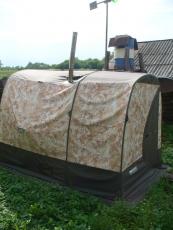 Мобиба МБ-12 на даче